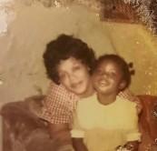 me and moma
