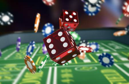 57910720-close-up-view-of-a-craps-table-with-dices-and-fiches-3d-render-