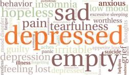 depression tree