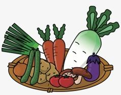 257-2570440_vegetable-eggplant-cucumber-food-carrot-vegetables-clipart