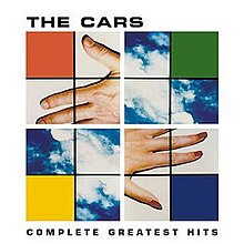 The Cars Greatest Hits LP